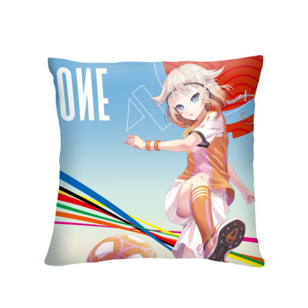 IA & OИE Sports クッション